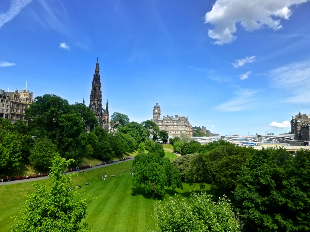 Beautiful Edinburgh