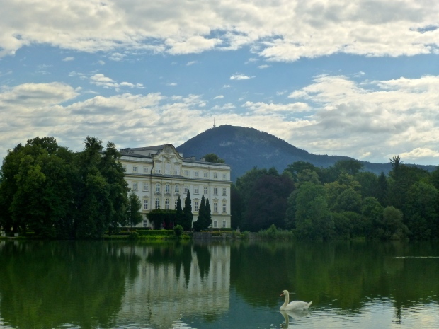 Leopoldskron Palace (From the Sound of Music!)