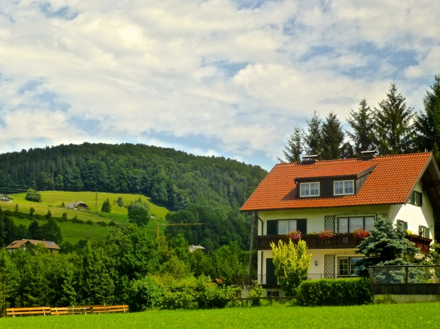 Mountain Lodges in the Salzburg Lake District