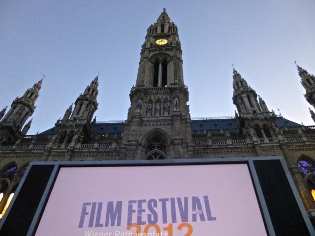 A Great Evening at the Rathausplatz Film Festival