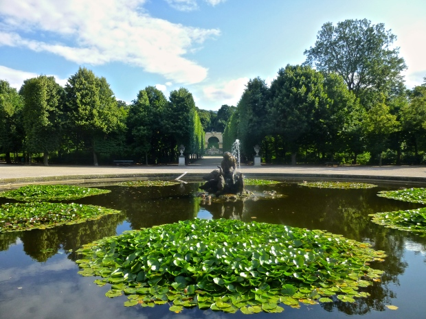 I Loved the Grounds of Schönbrunn Palace!