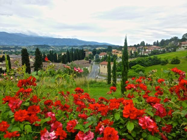 The Town of Figline Valdarno