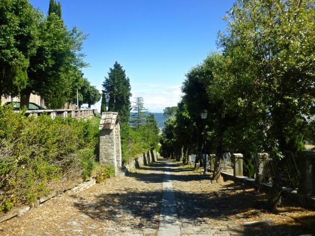 Via Santa Margherita in Cortona