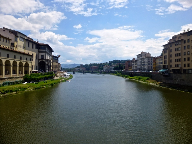 The River Arno in Florence