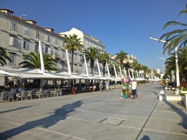 The Riva in Split