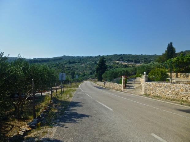 En Route to Vidova Gora
