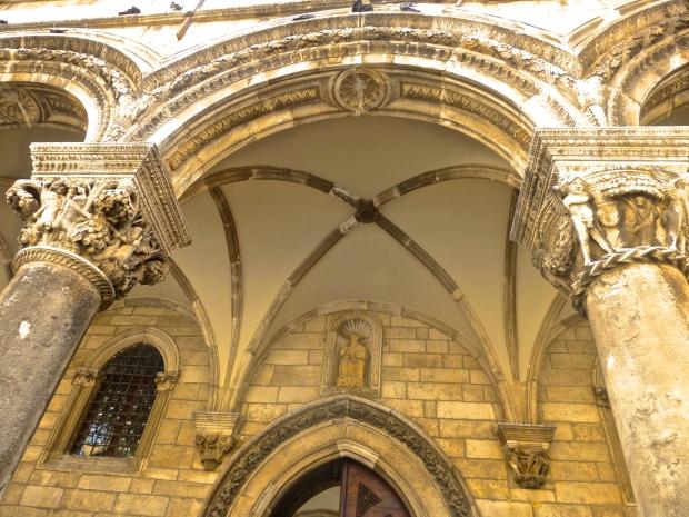 Amazing Architecture in Dubrovnik